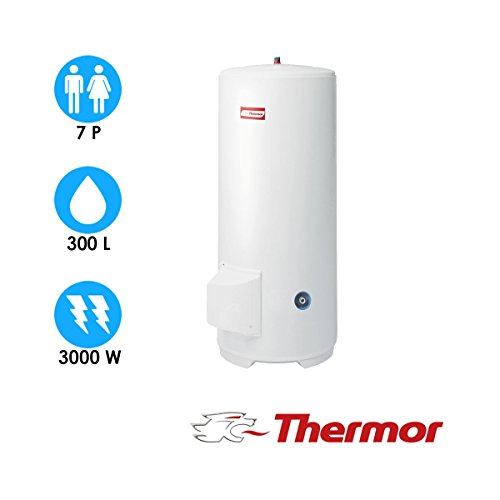 THERMOR - Chauffe-eau 300 litres vertical socle blindé THERMOR
