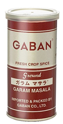 GABAN(ギャバン) 『ガラムマサラ』