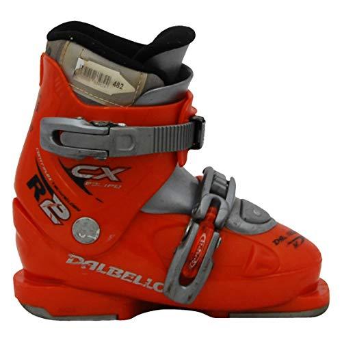 Dalbello CX R orange junior gebrauchter Skischuh