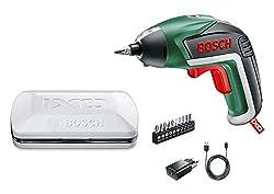 Bosch cordless screwdriver IXO (5 generation, in storage box)
