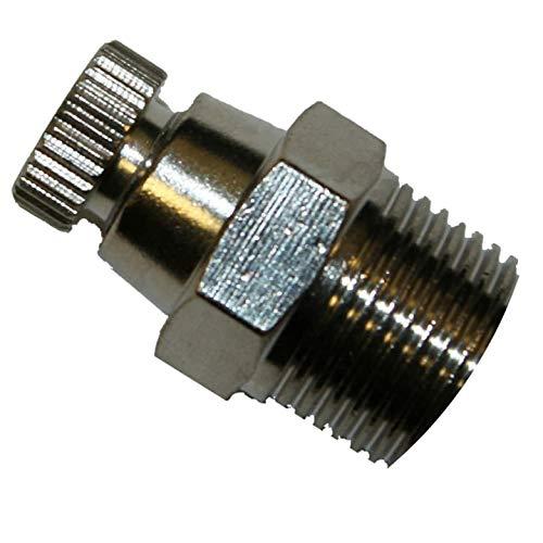 Pro Series 0,95-cm-Stecker (3/8 Zoll), Ablassventil für Luftkompressoren und Luftleitungssysteme