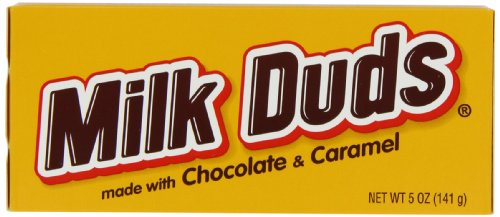 Milk Duds 141 g (Pack of 3)