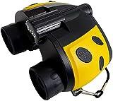 Prismaticos Binoculares Ladybug Binoculares Infantiles COLLABLE 8x HD Lupa De Mano Telescopio De Mano, Adecuado For Hombres Mujeres Observación Detección Científica Aprendizaje Al Aire Libre Telescopi