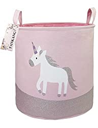 Animal laundry baskets like this one make perfect gifts for kids who love animals