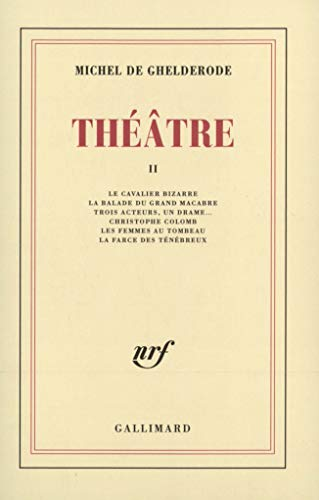 Théâtre II