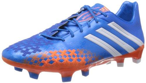 adidas Fußballschuh Predator LZ TRX FG, Blau (pride blue f13/orange/running white), 40 EU