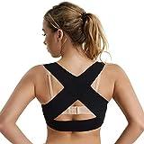 Joyshaper Back Support Vest Top Bra Women Posture Corrector Breast Support Top Push