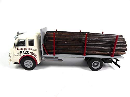 OPO 10 - Camión Pegaso II Z-202 Diesel Forest 1956 1/43 (Ref: LW02)