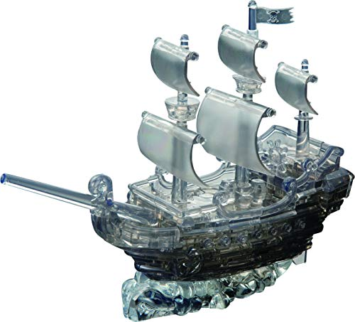 HCM Kinzel Jeruel 59129 - Crystal Puzzle, Piratenschiff