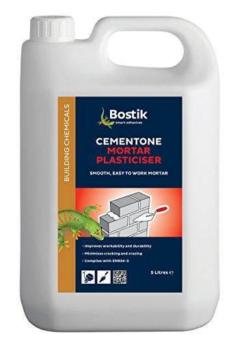 Mortero plastificante Cementone 5L