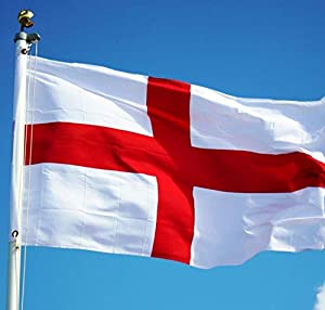 Special Offer....England (St George) Flag 5ft x 3ft by Klicnow from Another Quality product supplied by Klicnow