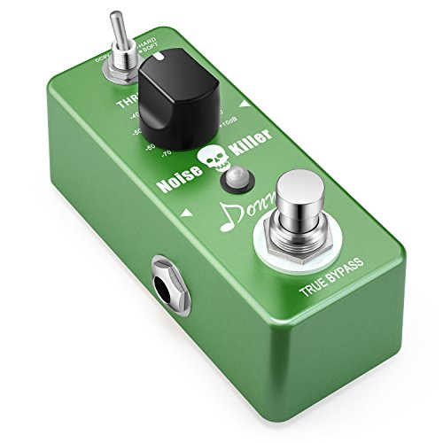 Donner Noise Killer Effect Pedal Guitar Noise Gate Suppressor Pedal