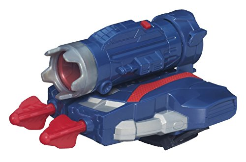 Captain America – Super Solider Gear – Dualshot Gauntlet – Manchette Double Tir