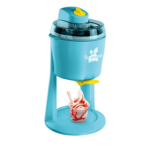 Domoclip DOP172 Machine à glace italienne, 18 W, Bleu