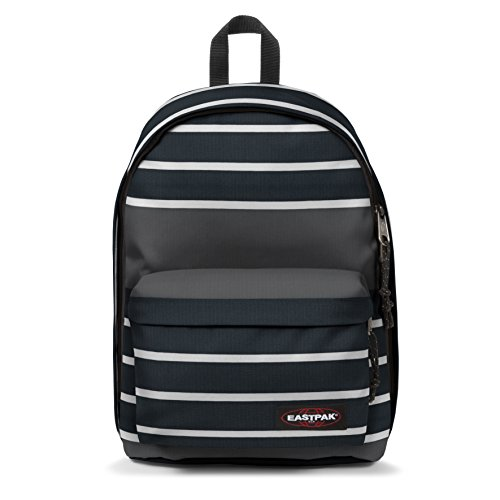 Eastpak Out Of Office Zaino, 44 cm, 27 L, Nero (Slines Black)