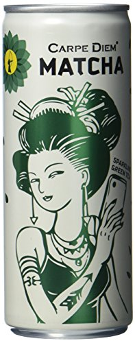 Carpe Diem Matcha, 12er Pack (12 x 250 ml)