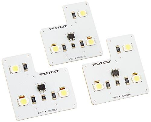 Putco 980023Premium LED Dome Light Kit