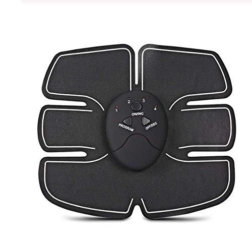 SISHUINIANHUA Smart EMS Hips Trainer Elektrischer Muskelstimulator Drahtlose Gesäß Bauch ABS Stimulator Fitness Körper Abnehmen Massagegerät,4