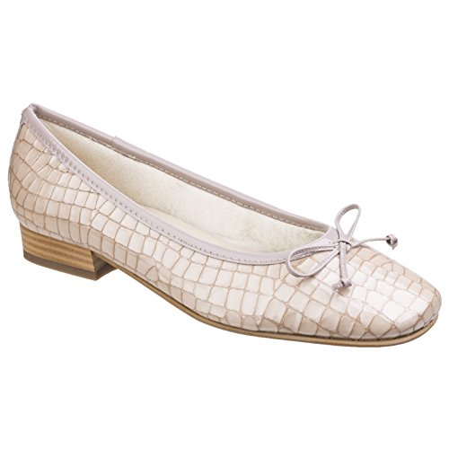 Riva Riva Spezia Printed Leather Nude Size UK 5 EU 38
