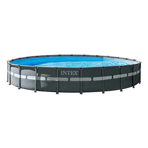 Intex 26340NP Piscina desmontable ultra XTR frame, con depuradora, 732 x 132 cm