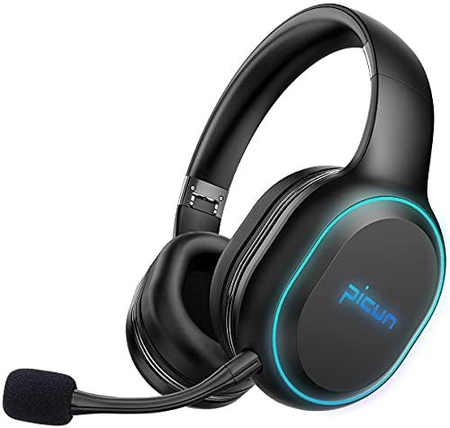 Picun P80-XH Bluetooth Gaming Headset