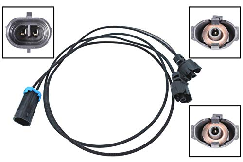 """LS Gen III Knock Sensor Extension – 36"""" Assembled in Wichita, Kansas with USA made OEM grade TXL wire Includes: 1 36' extension harness WEKN030-36"""