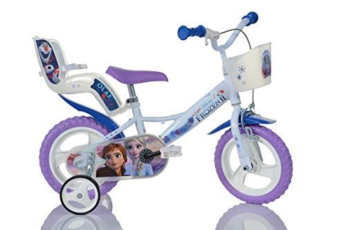 Bicicletta Dino Bikes Disney Frozen 12 Pollici