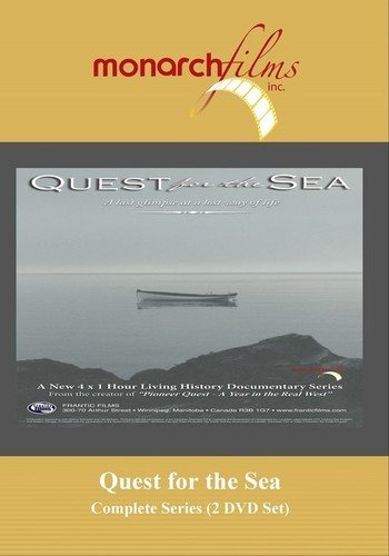 Quest for the Sea Complete Series (2 Disc DVD Set)