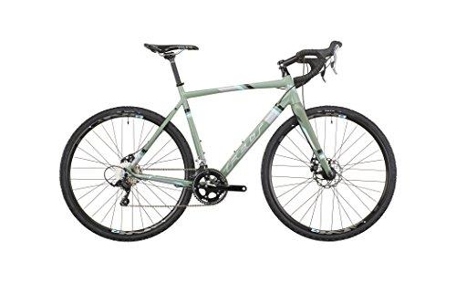 Felt F85X mattgrün/grau-blau Rahmengröße 55 cm 2016 Cyclocrosser