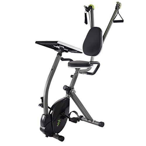 Wirk Ride Exercise Bike Workstation