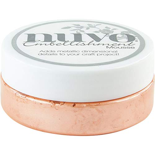 Nuvo by Tonic Studios Emb Mousse Coral Calypso