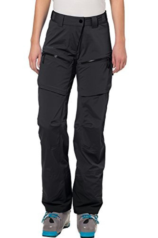VAUDE Women's Boe Winter Hardshell Skitouring Pants [並行輸入品]