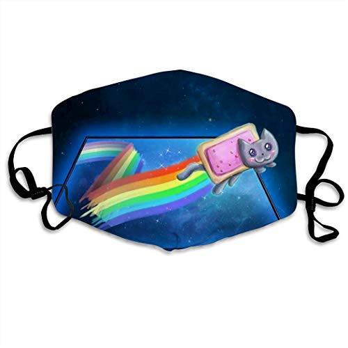 DouXB Anti Air-Pollution Nyan Cat Outdoor Sport Bandanas for Kids Women Men
