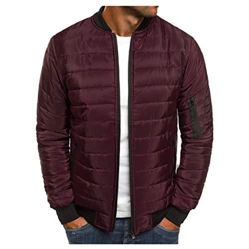 VANMO Herren Übergangsjacke Sweatjacke Reißverschluss Hoodie Sportswear Hochwertige Baumwollmischung Sport Style Casual Alltag Modellauswahl