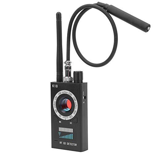 Bug Detektor, Multifunktions Funksignal Detektor, Anti-Monitoring Funkdetektor GSM-Geraet Tracer Finder(EU)