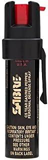 SABRE Advanced Compact Pepper Spray with Clip – 3-in-1 Pepper Spray, CS Tear Gas &..
