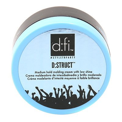 D:FI D:Struct Medium Hold Molding Cream 75g