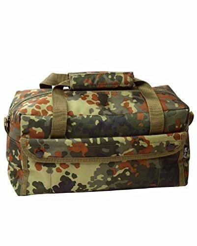 g8ds® BW EINSATZTASCHE KLEIN Flecktarn Bundeswehr Tool Bag Tragetasche Tasche