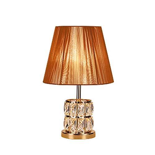 DC Wesley Lámpara de mesa moderna minimalista lámpara de mesa LED de lujo sala de estar estudio dormitorio noche lámpara