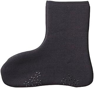 丸和貿易 ぽかぽかそっくす アンクル チャコールグレー 21~25cm あったか ソックス 靴下 2003925-02