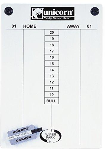 Unicorn Einhorn Groß Anzeigetafel/Trocken abwischbar Dart Board