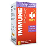 Redd Remedies, Immune Everyday, Daily Support for Immunity, Stress and Liver Health