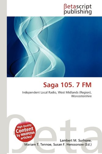 Saga 105. 7 FM