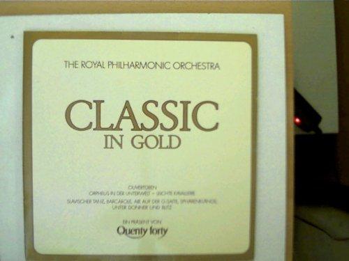 Classic in Gold, Erscheinungsjahr um 1985 The Royal Philharmonic Orhestra,