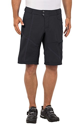 VAUDE Tamaro Shorts Homme, Noir, FR (Taille Fabricant : XL)