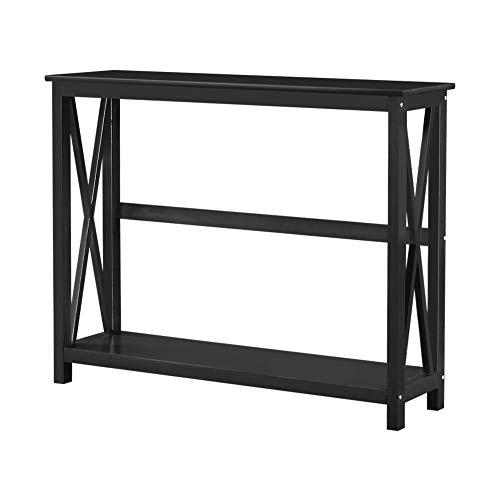 black hall table - 9