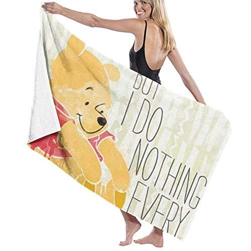 asdew987 Be A Pirate - Toallas de baño multiusos de secado rápido, muy absorbentes, toallas de playa, toallas de piscina, 31 x 51 pulgadas, para mujeres y hombres