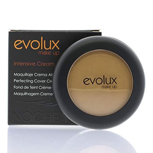 Maquillaje Crema Alta Cobertura Color N.03 EVOLUX Intensive Cream Make Up 12...