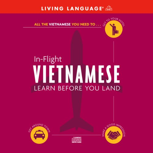 In-Flight Vietnamese cover art