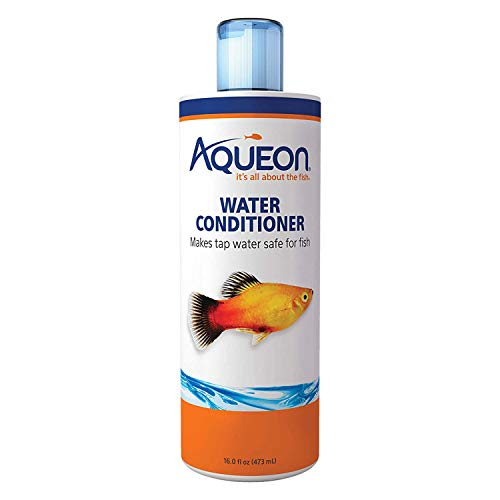 Aqueon Aquarium Tap Water Conditioner, 16-Ounce